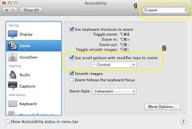 The Zoom Macos Zoom How To Zoom In And Zoom Out A Mac Screen