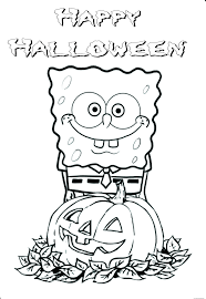 Free Printable Spongebob Coloring Pages Printable Coloring Page