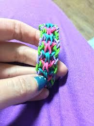Rubber Band Js Bracelet Rubber Band Bracelet Designs
