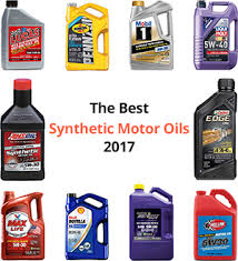 10 Best Synthetic Motor Oils Dec 2019 Buyers Guide And