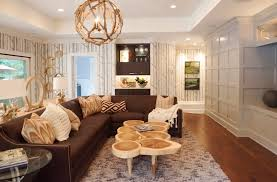 living room ideas with sectionals. Decorative Restoration Hardware Sectional Sofa Decorating Ideas In Living Room Contemporary Design With Abstract Art Brown Section\u2026 Sectionals