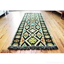 200 cm x 70 cm kilim oriental rug kelim carpet floor mat tapestry wall hanging floor