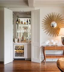 Home Liquor Bar Display Home Bar Traditional With Swivel Barstools - Home liquor bar designs