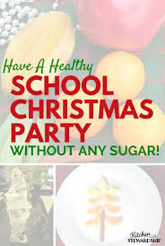 Celebrate the holidays at school real food style with festive treats made  from fruits and vegetables