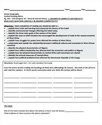Guided Notes Template Tsurukame Co