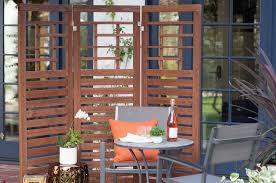 7 outdoor privacy ideas for the porch