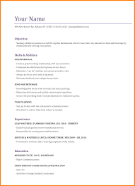 Example Of Server Resume Technical Support Resume Samples Sample