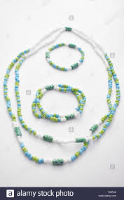 Designing Jewelry With Glass Beads Glass Beads Beads Jewelry Necklace Isolated Bead White