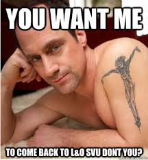 Sexy Detective Stabler memes | quickmeme via Relatably.com