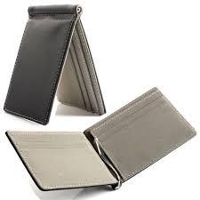 Designer Money Clip Wallet With Card Holder Details About New Saffiano Leather Mens Slim Wallet Money