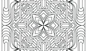 Printable Tree Patterns Coloring Pages Free Pattern Pdf Colouring