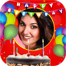 Download Birthday Photo Card Maker Cake Photo Frame Apk Latest