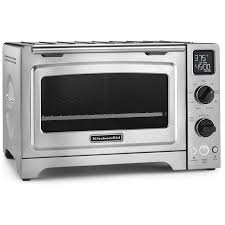 Shop KitchenAid 6-Slice Stainless Steel Convection Toaster Oven at ...