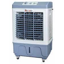 Bảo hành tại nhà Quạt điều hoà làm mát hơi nước phun sương 30L 35L HTECH  RaiKa Đạt Tường Quạt Điều Hòa Việ