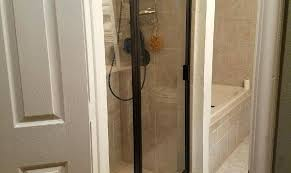 door corner seal enclosure sterling dealers sweep handle custom glass door parts shower hinges doors tub door corner