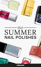 15 Hot New Summer Nail Polishes You Need to Get Your Hands On