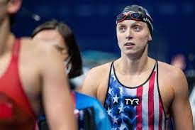 Katie Ledecky Gets Her 1st Gold ...