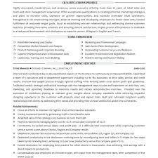Delighted Retail Assistant Manager Cv Template Images Example