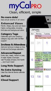 Mycal Pro Calendar Event Organizer Utilities Productivity