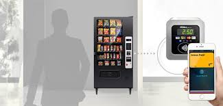 First Vending Machine 215 Bc Fascinating The Evolution Of Vending Machine Payment MONEXgroup Debit