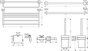 <b>Набор Hansgrohe Logis</b> Universal Accessories (5 в 1) купить в ...