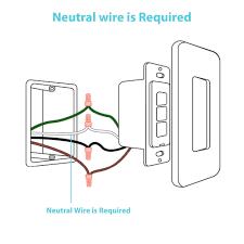 Meross Smart Wifi Wall Light Switch Meross Smart Wifi Dimmer Light Switch Work With Amazon