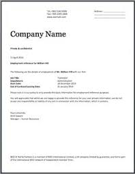 A Letter Of Certification Is A Letter That Is Used To Verify