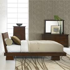 Japanese Style Bedroom The Modern Hilda Platform Bed Japanese Style Platform Beds And