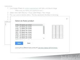 Template Avery 8160 Avery 8160 Label Template For Excel Labels Mailing Address Mac Free