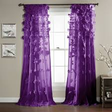Lush Decor Lake Como Curtains Curtain Panels Drapes Purple Curtain Panels Drapes Purple Lush