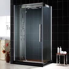 steam shower kit. Dreamline SHJC-4036488 Majestic Steam Shower Enclosure Kit M
