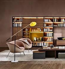d 154 2 armchair by molteni c