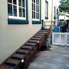 dog ramps for steep stairs how