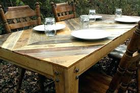 pallets into furniture. Table Made Out Of Pallets Deck Furniture From Pallet Patio Ideas Outdoor Garden Chair Bedside Into