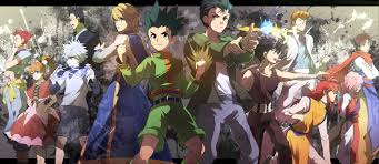 anime multiverse images hunter x hunter yu yu hd wallpaper and background photos
