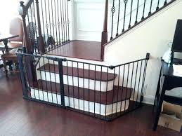 Baby Gate Mounting Kit Banister To Banister Baby Gate Custom And No ...