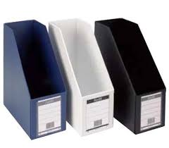 Wide Magazine Holder Cool Smart Office Supplies Ltd
