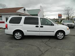 Chevrolet Uplander – pictures, information and specs - Auto ...
