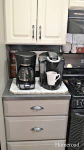 Kitchen Coffee Station Homeroad Kitchen Coffee Station Organization