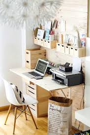 office diy ideas.  Diy Cleverofficeorganisation7diyofficetableoffice To Office Diy Ideas D