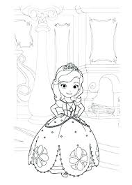 Free Princess Coloring Pages To Print As Well As Free Printable