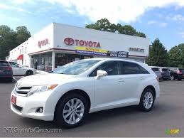2013 Toyota Venza LE AWD in Blizzard White Pearl - 045330 ...