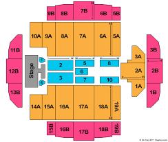 Tacoma Dome Monster Jam Seating Chart Tacoma Dome Seating Chart