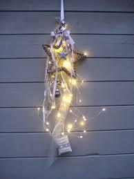 Led Fensterdeko Türdeko Weihnachtsdeko Mit Timer