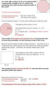 geometric probability geometric probability