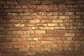 old bricks wall mural