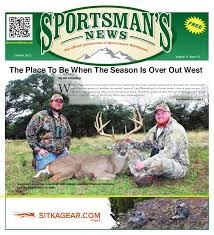 Sportsman's News October 2015 Digital Edition by Sportsman's News ...