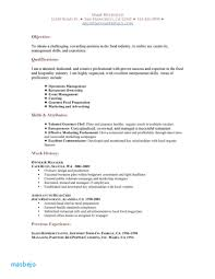 What Is A Functional Resume Sample Resume Examples For Restaurant Jobs Functional Resume Sample 60 39