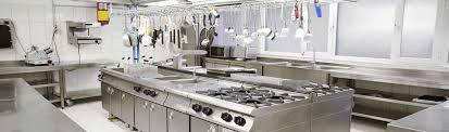 commercial kitchen equipments manufacturers