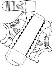 Afbeeldingsresultaat Voor Schoenen Knutselen Sint Knutselen